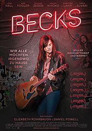 """Filmplakat für """"Becks"""""""
