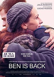 "Filmplakat für ""Ben is Back"""