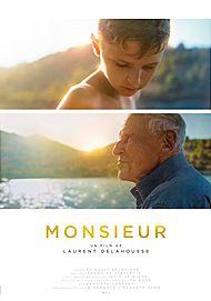 """Affiche du film """"MONSIEUR"""""""