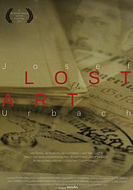 "Movie poster for ""Lost Art - Josef Urbach"""