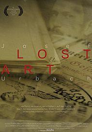 """Filmplakat für """"Lost Art - Josef Urbach"""""""