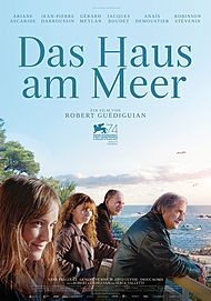"""Filmplakat für """"Das Haus am Meer"""""""