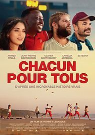 """Movie poster for """"CHACUN POUR TOUS"""""""