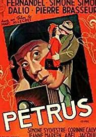 "Movie poster for ""PETRUS """
