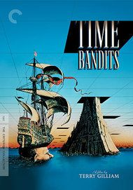 "Movie poster for ""TIME BANDITS (2K RESTORATION)"""