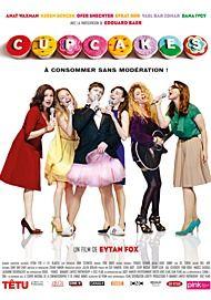 """Affiche du film """"CUPCAKES"""""""