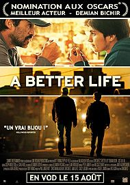 "Movie poster for ""A BETTER LIFE"""
