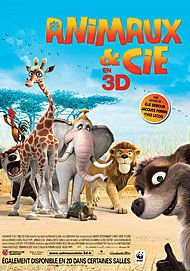 """Movie poster for """"ANIMALS UNITED"""""""