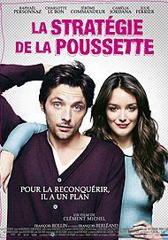 """Affiche du film """"LA STRATEGIE DE LA POUSSETTE"""""""