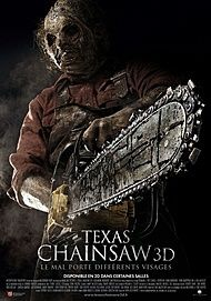 """Movie poster for """"TEXAS CHAINSAW 3D"""""""