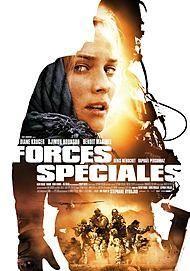 """Affiche du film """"FORCES SPECIALES"""""""