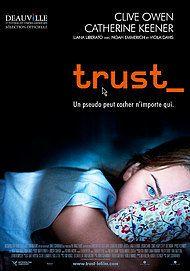 "Affiche du film ""TRUST"""