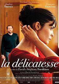 "Affiche du film ""LA DELICATESSE"""