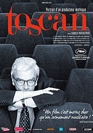 """Movie poster for """"TOSCAN"""""""