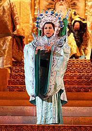 "Movie poster for ""TURANDOT (UGC VIVA L'OPERA)"""