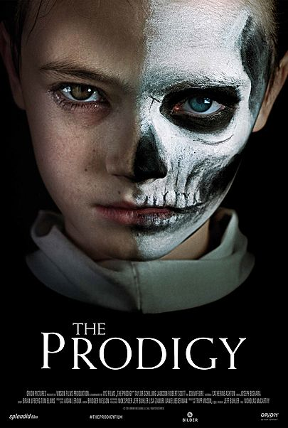 """Movie poster for """"The Prodigy"""""""