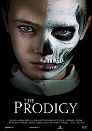 "Movie poster for ""The Prodigy"""