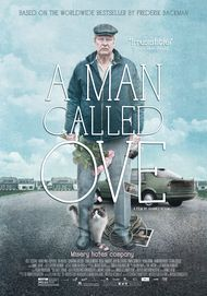 """Movie poster for """"A MAN CALLED OVE"""""""