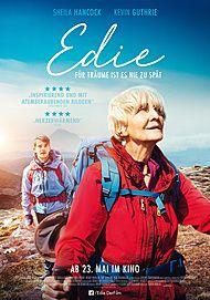 """Filmplakat für """"Edie - Für Träume ist es nie zu spät"""""""