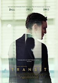 """Movie poster for """"TRANSIT"""""""