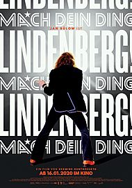"Movie poster for ""LINDENBERG! MACH DEIN DING!"""