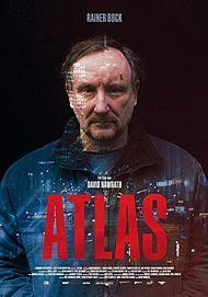 """Filmplakat für """"Atlas"""""""