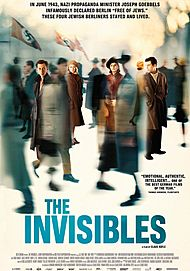 """Movie poster for """"THE INVISIBLES"""""""