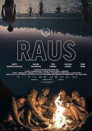 """Filmplakat für """"Raus"""""""