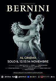 "Movie poster for ""BERNINI"""
