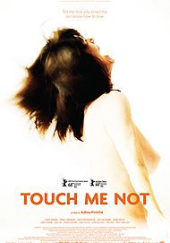 """Movie poster for """"TOUCH ME NOT"""""""