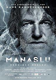 """Movie poster for """"Manaslu - Der Berg der Seelen"""""""