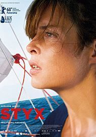 """Movie poster for """"STYX"""""""
