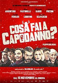 """Movie poster for """"COSA FAI A CAPODANNO ?"""""""