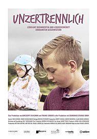 """Filmplakat für """"Unzertrennlich"""""""
