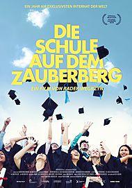"""Filmplakat für """"Die Schule auf dem Zauberberg"""""""