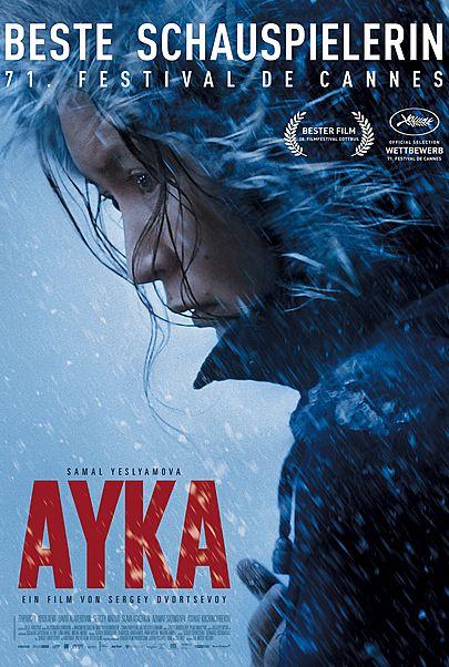 """Filmplakat für """"AYKA"""""""