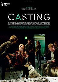 """Movie poster for """"CASTING"""""""