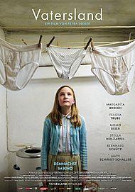 """Filmplakat für """"Vatersland"""""""