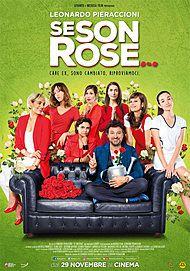 "Movie poster for ""SE SON ROSE"""