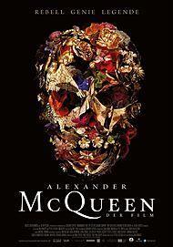 """Filmplakat für """"Alexander McQueen - Der Film (Filmstart für Österreich)"""""""