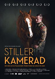 "Movie poster for ""Stiller Kamerad"""