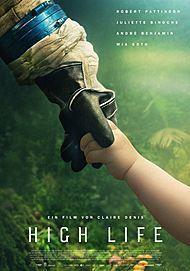 """Filmplakat für """"HIGH LIFE"""""""