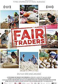 """Filmplakat für """"Fair Traders"""""""