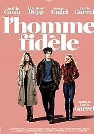 """Affiche du film """"L'HOMME FIDELE"""""""
