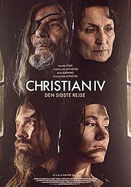 """Movie poster for """"CHRISTIAN IV - DEN SIDSTE REJSE"""""""