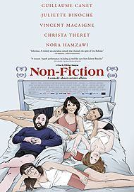 "Movie poster for ""NON-FICTION"""