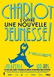 """Movie poster for """"CHARLOT S'OFFRE UNE NOUVELLE JEUNESSE !"""""""