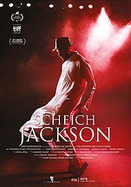 """Movie poster for """"Scheich Jackson"""""""