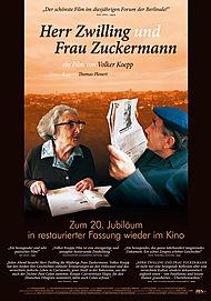 """Filmplakat für """"Herr Zwilling und Frau Zuckermann"""""""