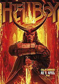 """Filmplakat für """"Hellboy - Call of Darkness"""""""